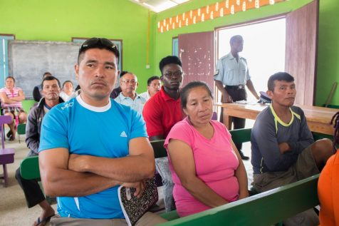 Leaders of Region 8 during the consultations