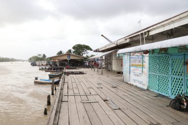 The Charity Stelling Wharf