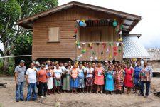 Proud Homeowners in Region One