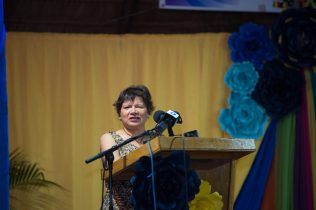 High Commissioner of Canada to Guyana, Lilian Chatterjee