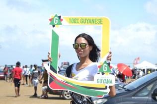 Delegate of Miss Earth Guyana 2019, Vanessa Vansluytman.