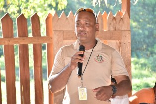 Senior Engineer of the Guyana Geology and Mines Commission (GGMC), Trevor Hurry.