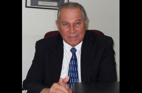 Former Attorney General Bernard De Santos.