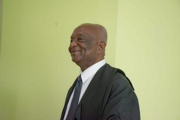Senior Counsel, Neil Boston