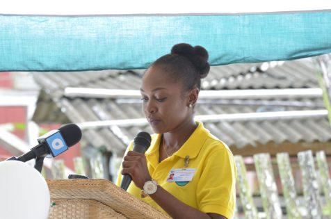 GWI Regional Officer Denise Woolford