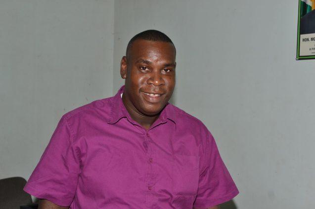 Managing Director of Corporate Supplies, Deron Adams