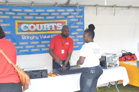 Courts on board to provide service and opportunities to residents in the community.