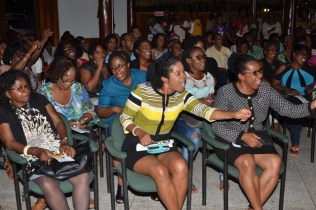 Scenes during the Ministry of Presidency's Department of Social Cohesion, Culture, Youth and Sport's 'Culture Night'.
