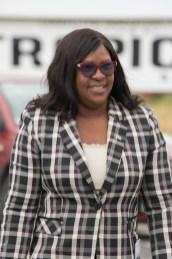 Minister of Foreign Affairs, Hon. Dr. Karen Cummings