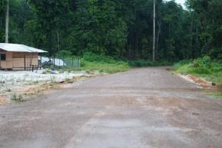 Issano Road.