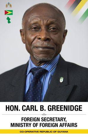 Carl Greenidge