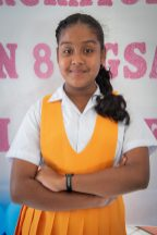 Region 8 Top Student, Celestia Masir