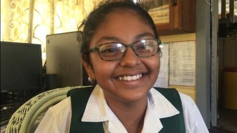 Region 6, NGSA Top Student Chitra Ramdihal (520)
