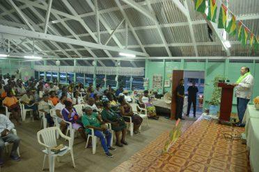 Residents of Mahaica