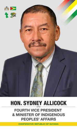 Sydney Allicock