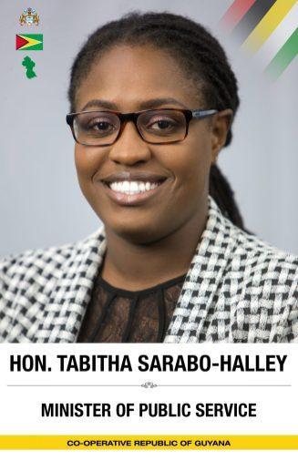 Tabitha Sarabo-Halley