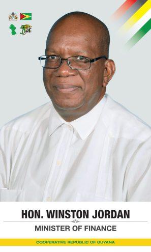 Winston Jordan