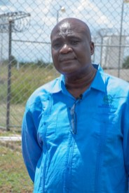 General Manager of the National Data Management Authority (NDMA), Floyd Levi.