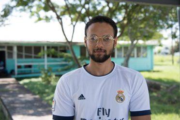 Second-year Biology student within UG, Ronald Sundar