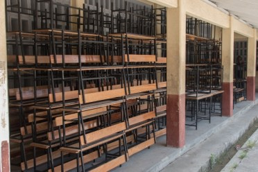 New Furniture for New Cambpellville Secondary School