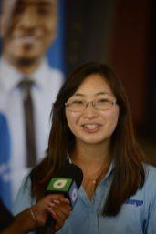 Schlumberger's Field Engineer Recruitment Officer, Wendy Yun