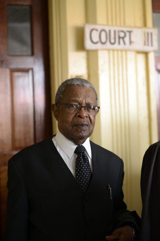 GECOM's lawyer, Stanley Marcus