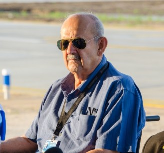 Chief Executive Officer of Ogle Airport Inc., Anthony Mekdeci.