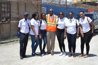 Guyana observes World Maritime Day 2019.