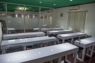 Nail Technicians classroom