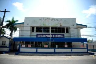 Guyana Power and Light Inc. headquarters.