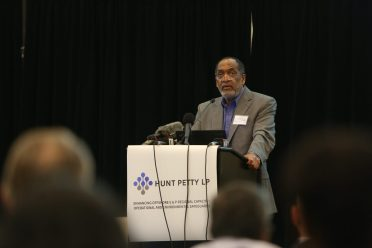 Executive Director of the Environmental Protection Agency (EPA), Dr. Vincent Adams