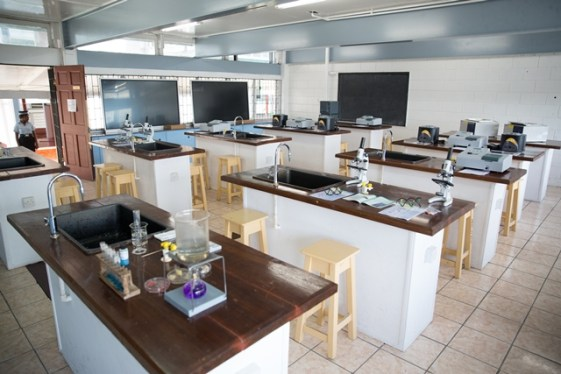Upgrade Science Laboratory at CPCE.