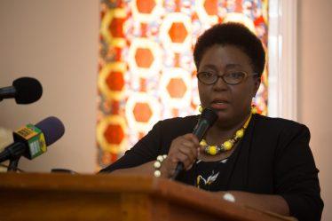 Principal of the Carnegie School of Home Economics, Myrna Lee