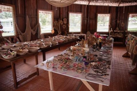 The Santa Aratak Craft Shop