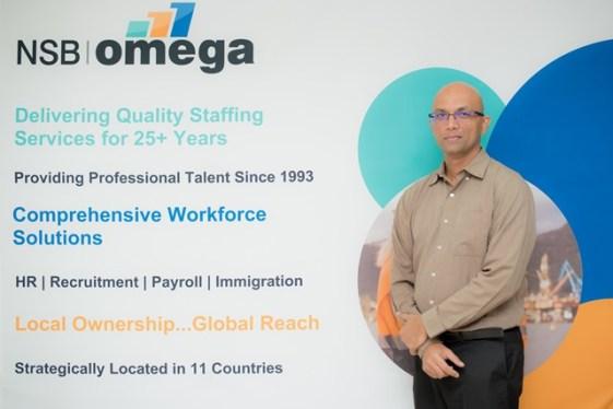 CEO of Action Invest Caribbean Inc, Vishnu Doerga.