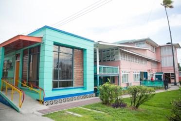 The Ptolemy Reid Rehabilitation Centre.