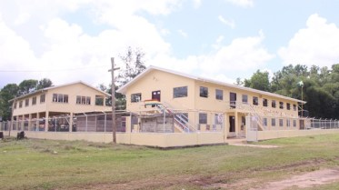 The modern Wauna Primary School.