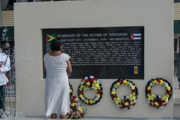 Victims of Air Cubana remembered.
