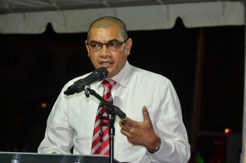 Hon. Haimraj Rajkumar, Minister of Business.
