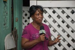 Maureen Hope, a resident of Crane.