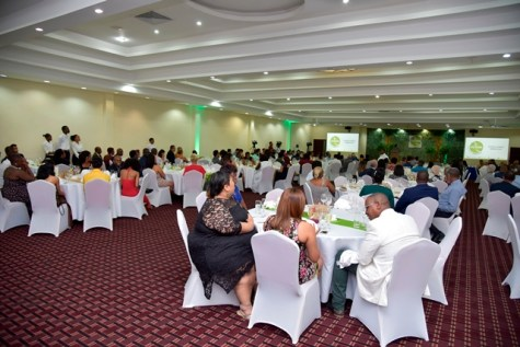 Attendees at the Guyana Tourism Awards Ceremony