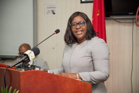 Hon. Dr. Karen Cummings, Minister of Foreign Affairs