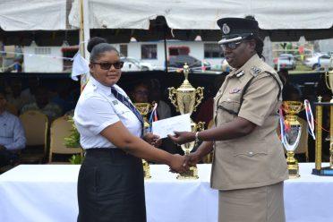 Towanna Crandon-Primo, Immigration Officer