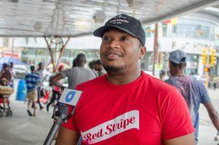 Shopper, Treiston Joseph