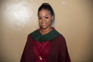 Graduate, Tamera Allicock