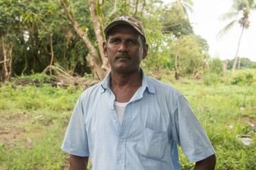 Latchman Khemraj, Mon Repos farmer