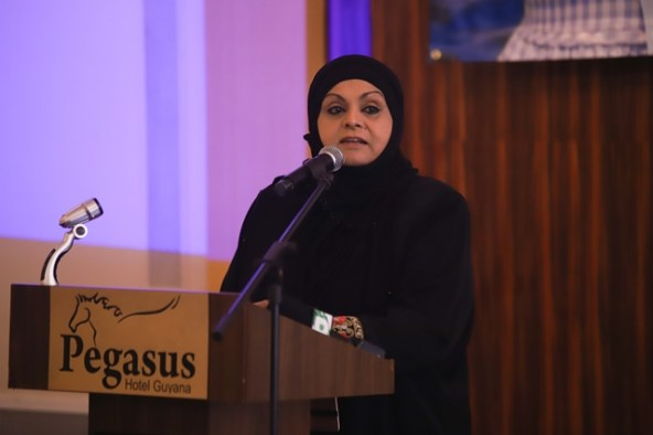 Chairperson of Rights of the Child Commission (RCC), Aleema Nasir.