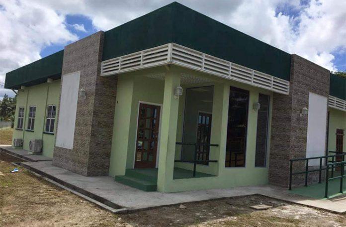 The passport office in Linden