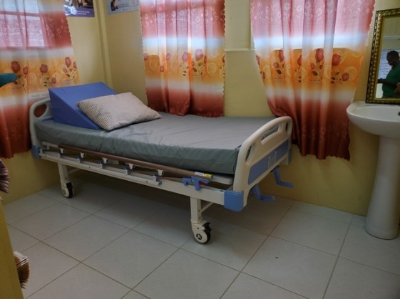 Other rooms in the Mibicuri Health Centre.