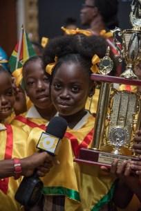 Akeela Nurse, Student, Sophia Primary School.